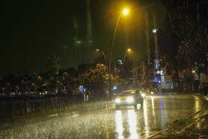 Đề phòng tiết cực đoan tại Hà Nội, lũ quét và sạt lở đất ở vùng núi