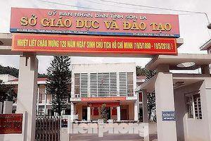 Ẩn số giám đốc Sở GD&ĐT Sơn La xung quanh vụ gian lận thi tày trời