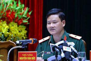 Bộ Quốc phòng thông tin Đô đốc Nguyễn Văn Hiến và tướng lĩnh bị kỷ luật