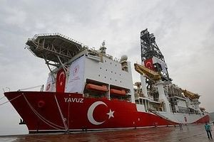 Thổ Nhĩ Kỳ khoan thăm dò ngoài đảo Síp bất chấp mọi đe dọa