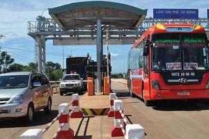 Thêm 2 trạm BOT triển khai thu phí không dừng để tránh bị đình chỉ