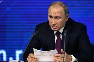 Putin: Nga sẽ không trừng phạt Tbilisi vì tôn trọng nhân dân Gruzia