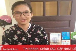 Nhặt được 2 triệu, cán bộ hội người mù ở Hà Tĩnh báo công an tìm người trả lại