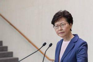 Trưởng đặc khu Hồng Kông thông báo: Dự luật dẫn độ 'đã chết'