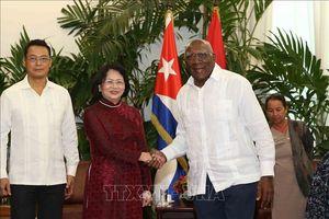 Quan hệ Việt Nam - Cuba ngày càng phát triển và đi vào chiều sâu