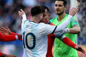 Lionel Messi đối diện án phạt cực nặng