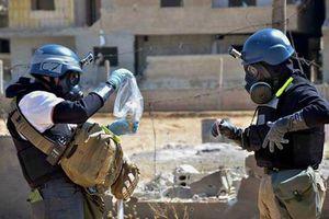 Syria đã phá hủy tất cả các cơ sở sản xuất vũ khí hóa học