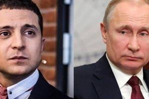 Tổng thống Ukraine Zelensky muốn gặp ông Putin ở Minsk