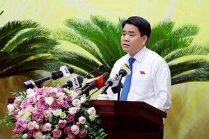 Chủ tịch Hà Nội: 'Có tiền mà không tiêu được hết là có lỗi với người dân'