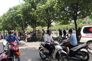 Phát hiện thi thể nghi can sát hại nữ sinh 19 tuổi dưới kênh Nhiêu Lộc