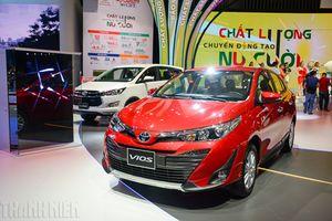 10 ô tô bán chạy nhất Việt Nam tháng 6.2019