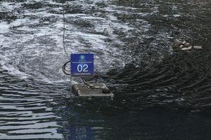 Hà Nội: Xả 1 triệu m3 nước Hồ Tây ra sông Tô Lịch