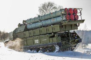 Nga: Tổ hợp phòng không Buk-M3 đã sẵn sàng chiến đấu