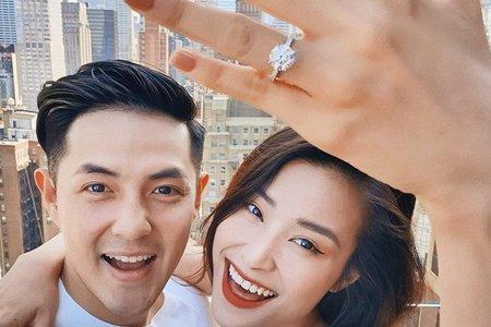 Ông Cao Thắng cầu hôn Đông Nhi sau 10 năm yêu nhau