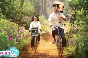 Mắt Biếc tung teaser poster hé lộ chuyện tình học trò đẹp như mơ của Ngạn và Hà Lan