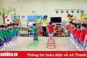 2 trường mầm non ngoài công lập được hưởng Chính sách xã hội hóa giáo dục mầm non