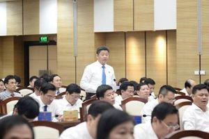 Đại biểu đề nghị làm rõ nguyên nhân chậm thu hồi dự án vi phạm Luật Đất đai