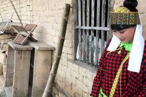 Độc đáo trang phục của đồng bào dân tộc Nùng Phản Slình