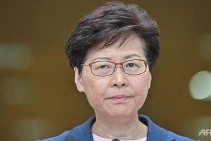 Trưởng đặc khu Hong Kong: Dự luật dẫn độ đã 'bị hủy'