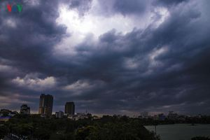 Thời tiết ngày 9/7: Dự báo miền Bắc sắp có mưa dông