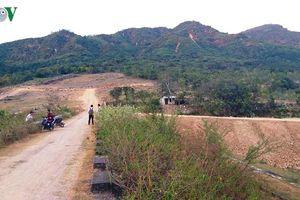 Đề nghị xử lý nghiêm các dự án trên sườn đồi, núi tại Khánh Hòa
