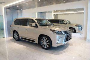 Lexus tỏa sáng trong tháng 6/2019, Mitsubishi Xpander mất phong độ