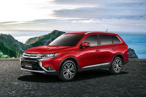 Mitsubishi giảm giá 3 mẫu xe tại Việt Nam