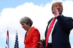 Chê ông Trump 'bất tài', Đại sứ Anh vẫn được Thủ tướng ủng hộ
