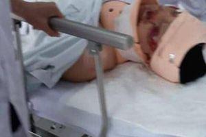 Thông tin mới nhất về sức khỏe CSGT bị 'xe điên' tông trực diện ở Hải Phòng