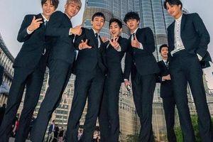 EXO và BTS sẽ là những biểu tượng văn hóa đại chúng được gắn sao trên Đại lộ Danh vọng ở Dubai