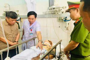 'Quái xế' tông CSGT trọng thương tại Hải Phòng có thể nhận án tù chung thân