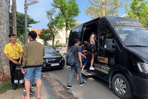 Ứng dụng gọi xe HAVAZ tặng vé máy bay cho khách bị kẹt xe trên cao tốc Long Thành