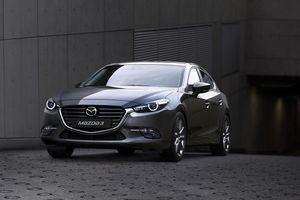 Mazda 3 vẫn là 'ông vua doanh số' phân khúc sedan hạng C