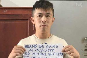 Khởi tố thương lái Trung Quốc bắt giữ người trái pháp luật