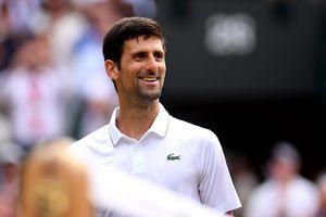 Djokovic lần thứ 9 vào bán kết Wimbledon