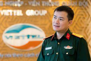Ông Tào Đức Thắng làm Chủ tịch Viettel Global