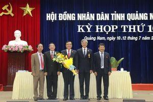 Đồng chí Phan Việt Cường giữ chức Chủ tịch HĐND tỉnh Quảng Nam