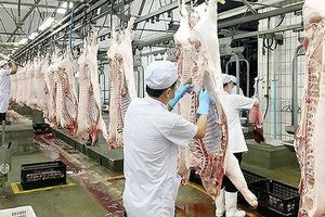Sức tiêu thụ thịt heo vẫn giảm