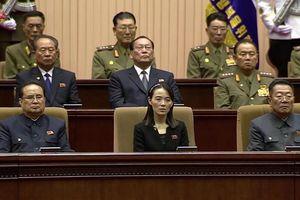 Em gái ông Kim Jong-un có mặt trong top 10 người quyền lực nhất Triều Tiên