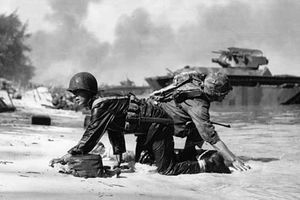 Đánh bại Nhật trên đảo Saipan quan trọng với Mỹ như thế nào?