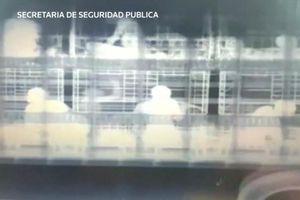 Mexico: Máy quét hồng ngoại phát hiện người di cư trong xe tải