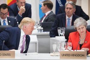 Lãnh đạo Anh, Mỹ không có kế hoạch thảo luận về bất đồng ngoại giao