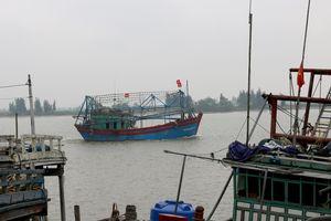 Tàu cá vi phạm vùng biển nước ngoài gia tăng