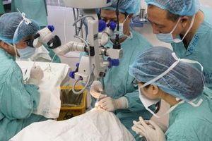 Trung tâm Mắt - Bệnh viện Trung ương Huế ghép thành công ca hiến giác mạc