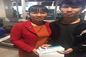 Hành khách bị kẹt xe trên cao tốc Long Thành bất ngờ được tặng vé máy bay