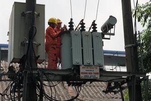 Liên tiếp 14 trạm biến áp tại Nam Định bị cắt trộm dây trung hòa
