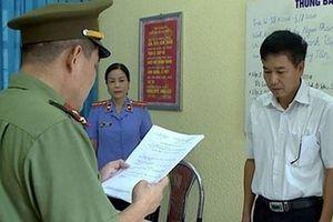 Truy tố 8 bị can vụ gian lận điểm ở Sơn La