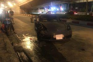 Hà Nội: Phóng viên bị dọa đánh, hủy tài sản tại hiện trường vụ tai nạn giao thông