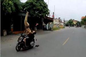 Vụ nam thanh niên đâm xe máy vào CSGT tại Hải Phòng: Đủ yếu tố cấu thành tội giết người