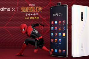 Realme X Spider Man Edition lên kệ giá chỉ 260 USD